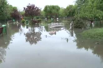 Case fara acoperisuri, scoli inundate si masini distruse. Pagubele de sute de mii de euro provocate de furtuna din Capitala