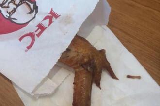 A renuntat sa mai manance la fast-food dupa ce a gasit intr-o farfurie. Patania unui chinez, publicata pe Twitter