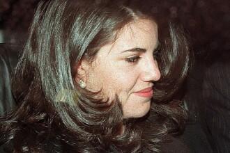 Monica Lewisky dezvaluie in premiera detalii despre relatia cu Bill Clinton.