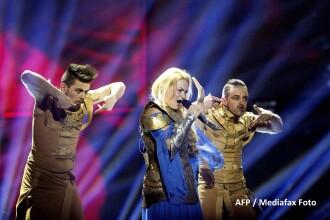 EUROVISION 2014, prima semifinala. Moldova nu va merge in finala. Primele 10 tari care s-au calificat in finala EUROVISION