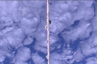 Imagini pe care pana acum le vedeau doar astronautii. Transmisie LIVE HD de pe Statia Spatiala Internationala