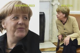 Dieta prin care Angela Merkel a reusit sa slabeasca 10kg in 4 luni. Cu ce a inlocuit prajiturile si produsele de patiserie