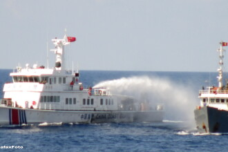 Atmosfera foarte tensionata intre China si Vietnam. Incidente in Marea Chinei de Sud intre navele celor doua tari