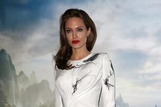 Angelina Jolie, intr-o imagine care a starnit numeroase discutii, la premiera ultimului sau film. Ce gafa a facut vedeta
