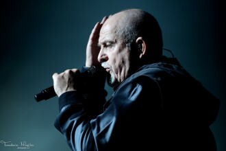 Peter Gabriel, in concert la Bucuresti: