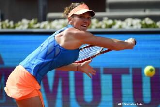 Simona Halep a fost invinsa de Maria Sarapova in finala turneului de la Madrid. Ce premiu va primi jucatoarea noastra
