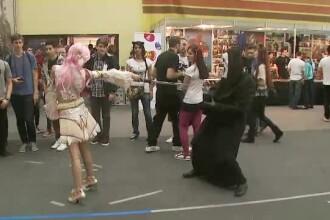 Jocul League of Legends, printre principalele atractii ale editiei Comic Con din 2014. Cele mai spectaculoase costume. VIDEO