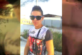 Tanarul disparut in Dunare si-a filmat prietenii inainte de-a se arunca in apa. Mesajul lasat de adolescent pe Facebook