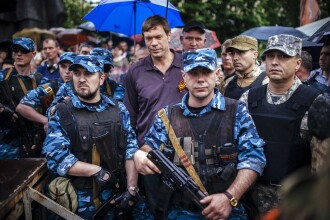 Criza din Ucraina. Separatistii din Donetk si Lugansk si-au proclamat indepedenta si cer alipirea la Rusia. SUA: