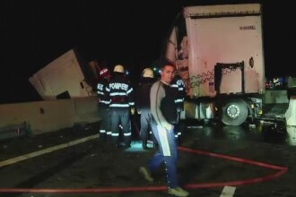 Reactia soferului unui autocar a salvat de la moarte 20 de oameni. Ce s-a intamplat cand un TIR a vrut sa il depaseasca