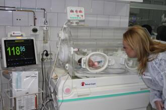 Salvati Copiii a ajuns la Cluj cu echipamente medicale in valoare de 34.000 de lei