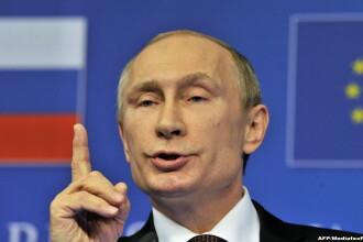 Ce spune Vladimir Putin despre refacerea fostei URSS. Mesajul transmis lui Obama