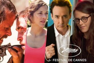 Festivalul de la Cannes 2014 debuteaza miercuri. Vedete, scandaluri si filmele despre care se va vorbi tot anul