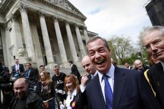Interviu cu liderul UKIP, partidul nationalist si eurosceptic britanic: Nu vreau sa am vecini romani