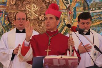 Moment istoric. Peste 15.000 de credinciosi au asistat la Iasi, la beatificarea episcopului Anton Durcovici