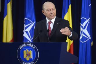 Basescu: Obiectivul meu pana in noiembrie este ca Ponta sa nu poata deveni presedintele Romaniei