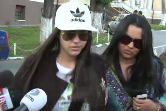 Fiica lui Adrian Minune si-a asteptat 6 ore parintii in sectia de politie. Minora a fost luata acasa de catre mama ei