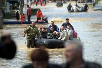 Primaria Timisoara a deschis un punct de colectare unde se aduna ajutoare pentru sinistratii din Serbia