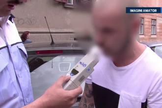 Cum a incercat sa scape de raspundere un sofer baut care a distrus cinci masini. Politistii i-au facut dosar penal