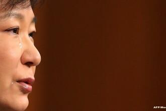 Presedintele Coreei de Sud, cu ochii in LACRIMI, in primul mesaj catre natiune dupa tragedia din 16 aprilie