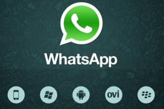 Modificarile controversate ale aplicatiei WhatsApp. Ce se intampla acum, de fiecare data cand trimiti un mesaj
