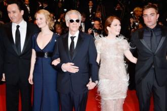 David Cronenberg impresioneaza cu noul film la Cannes. Maps to the Stars, o poveste despre lacomie si incest la Hollywood