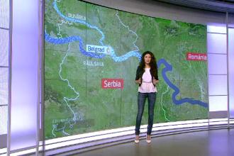 Mii de romani sunt in PERICOL din cauza viiturii istorice, care a ucis zeci de oameni in Bosnia. Portul Bechet e deja inundat