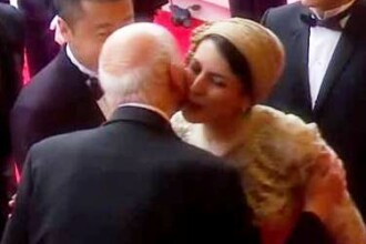 Sarutul de la Cannes care a declansat un scandal urias in Iran.