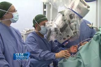 Pacientii pot fi treziti in timpul unei operatii pe creier. Specialistii explica metoda si avantaje ei