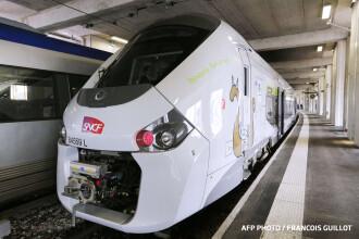 Blestemul trenurilor prea late loveste si in Franta. 1.300 de gari vor fi ajustate din pila