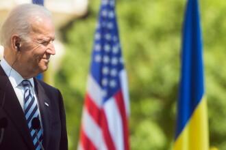 Vicepresedintele Joe Biden lauda DNA si ANI la Cotroceni: