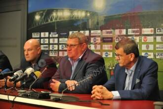 Cum a scapat CFR Cluj de faliment. 29 de firme conduc acum formatia din Gruia