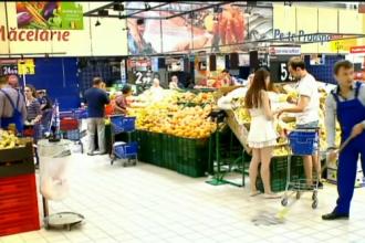 Surpriza oferita de Brio Sonores intr-un supermarket din Romania. Experiment din partea echipei La Maruta