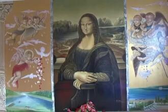 Comuna Certeze, locul unde Mona Lisa e pictata pe 300 de euro, iar casele au un singur principiu: