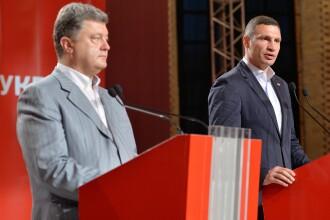 Rezultate finale alegeri prezidentiale Ucraina. Petro Porosenko a obtinut 54% din voturi. Principalele sale obiective