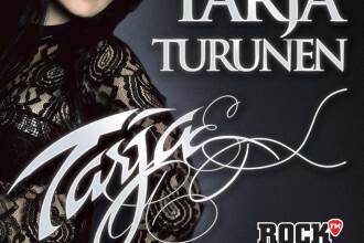 Concert Tarja, regina rock-ului simfonic, la Sala Palatului, pe 4 noiembrie