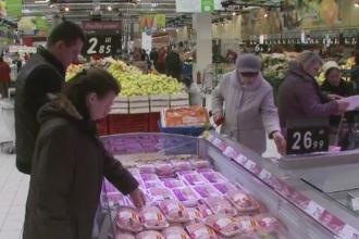 Ministrul Agriculturii si presedintele ANPC, in control la supermarketuri pentru a verifica preturile inainte de scaderea TVA