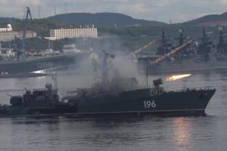 SUA, Australia si Japonia au lansat exercitii militare ample in zona Pacificului, pe fondul tensiunilor cu China