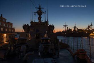 Exercitii NATO in Marea Nordului, chiar in ziua cand s-au semnalat vase de lupta rusesti. Ce tari au trimis nave si submarine