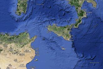 O noua tragedie in apele Mediteranei. Zeci de imigranti s-au inecat incercand sa ajunga in Italia