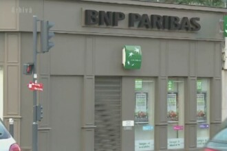 O unitate a BNP Paribas din Franta, cercetata penal pentru inselaciuni cu imprumuturile imobiliare in franci elvetieni