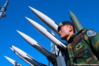 Manevre navale in Marea Barents: Flota rusa a Nordului simuleaza un atac cu rachete
