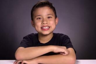 Baiatul care, la varsta de 9 ani, castiga 1,3 milioane de dolari pe an. Are peste 1 milion de fani pe YouTube