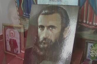 Raspunsul Bisericii Ortodoxe dupa ce un tablou cu Arsenie Boca ar fi lacrimat.