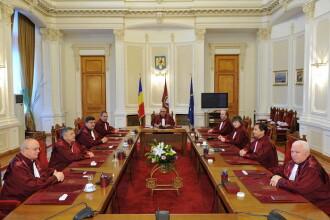Codul de procedura penală. PNL şi USR au sesizat Curtea Constituțională