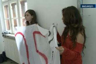 Proteste in universitatile din tara. Discutiile dintre studenti si ministrul Educatiei nu au dus la niciun rezultat