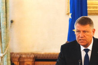 Iohannis il critica pe Ponta, premierul ii raspunde ca nu vrea