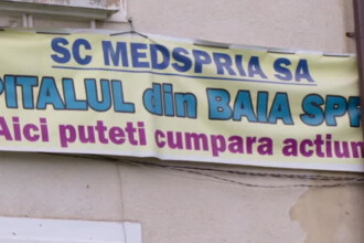 Orasul din Maramures care si-a facut spital din banii donati de localnici. Oamenii prefera sa plateasca decat sa stea la cozi