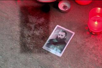 O femeie din Capitala sustine ca i s-a aratat chipul lui Arsenie Boca in podeaua casei. Unde a fost cu o zi inainte