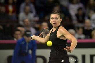 Simona Halep - Jana Cepelova: 7-5, 4-6, 3-6. Halep a fost invinsa in primul tur la Wimbledon de locul 106 WTA
